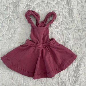 Childhood clothing pinafore 12-18 months
